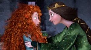 Merida ed Elinor