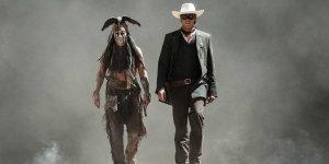 Lone Ranger/John Reid e Tonto