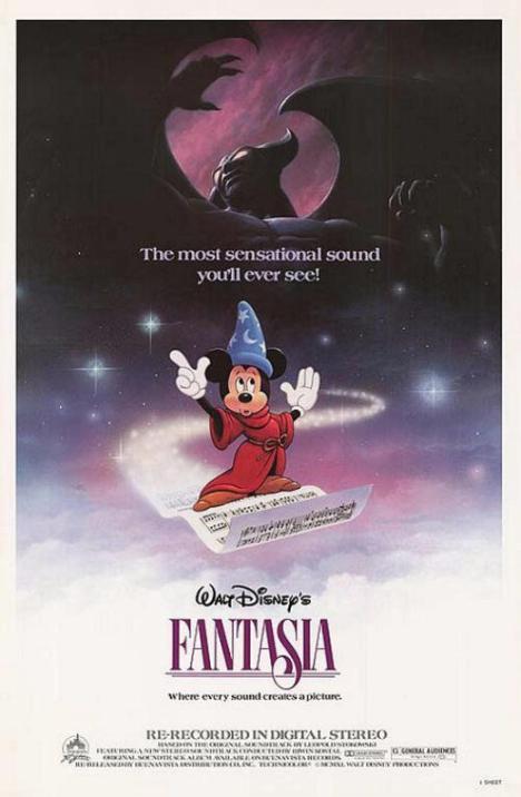 Fantasia film 1940 poster