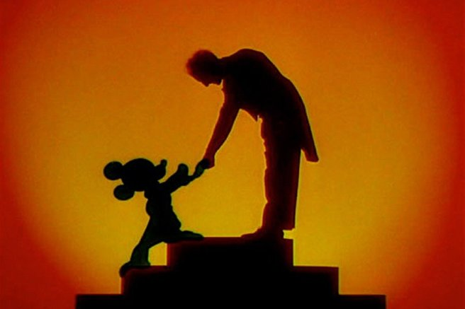 Fantasia film Mickey Mouse Stotowski