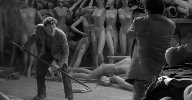 killer's kiss mannequinn