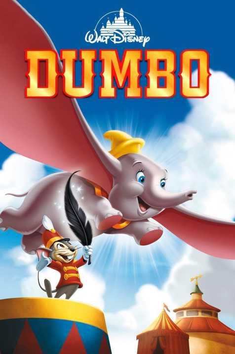 Dumbo-film-1941-poster-locandina