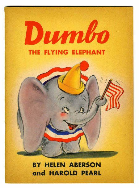 Dumbo-roll-a-book