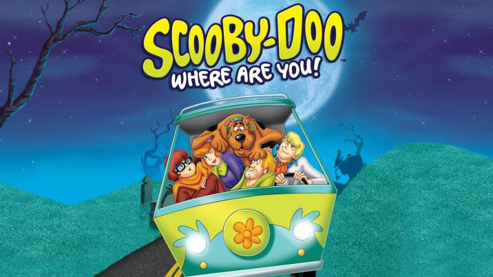 Scooby-Doo Where are you 1969
