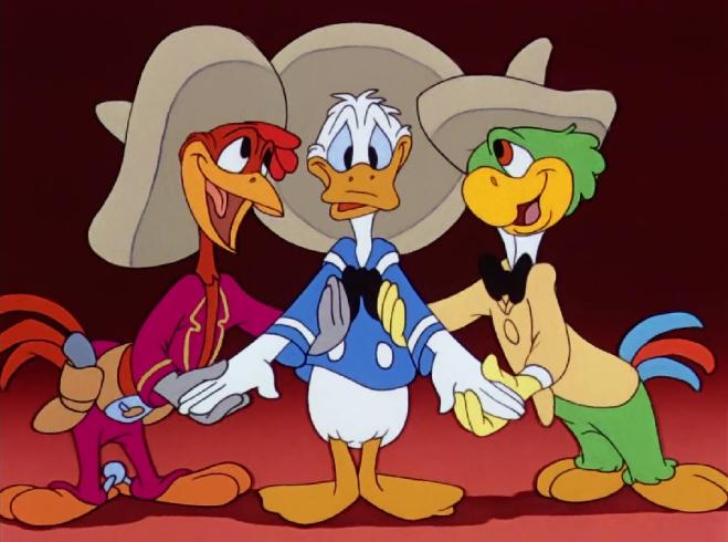 the-three-caballeros-donald-josé-panchito