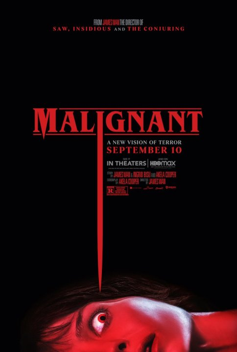 Malignant-2021-James-Wan-Poster
